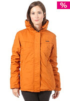 RAGWEAR Womens Lynx Woven Jacket golden oak