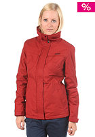RAGWEAR Womens Lynx Woven Jacket red