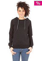 RAGWEAR Womens Malawi Hooded Sweat black