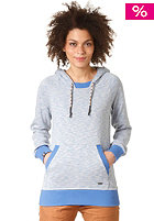 RAGWEAR Womens Malawi Sweat palace blue melange