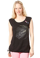 RAGWEAR Womens Mike A Top black jack