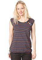 RAGWEAR Womens Mike B Top black stripes