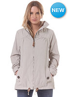 RAGWEAR Womens Mitte A Jacket stone grey