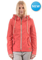 RAGWEAR Womens Monade Jacket red orange melange
