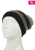 RAGWEAR Womens Mutz Beanie black multistripes