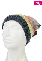 RAGWEAR Womens Mutz Beanie salmon multistripes