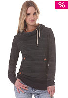 RAGWEAR Womens Navajo Hooded Sweat black jack