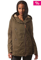 RAGWEAR Womens Padme A Jacket green storm