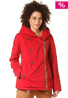 RAGWEAR Womens Padme Jacket chili red