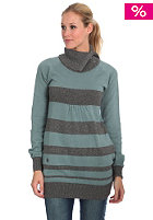 RAGWEAR Womens Pine Sweatshirt grey melange stripes