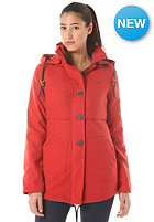 RAGWEAR Womens Poke A Jacket red lava