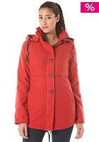 RAGWEAR Womens Poke A Jacket red lava