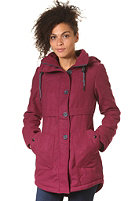 RAGWEAR Womens Poke Jacket bordeaux