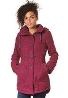 RAGWEAR Womens Poke Jacket bordeaux
