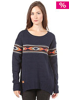 RAGWEAR Womens Ritzi Sweatshirt midnight
