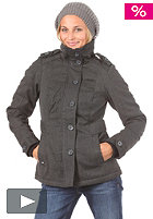 RAGWEAR Womens Senator Woven Jacket black magic