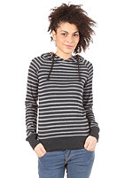 RAGWEAR Womens Sparrow Sweat black stripes