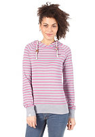 RAGWEAR Womens Sparrow Sweat cyclamen stripes