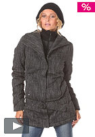 RAGWEAR Womens Stine B Woven Jacket Salt pepper