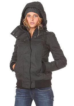 RAGWEAR Womens Technical Ewok Jacket black magic