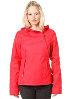 RAGWEAR Womens Vespa Carry Over Jacket red