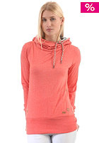 RAGWEAR Womens Yoda A Hooded Sweat coral melange