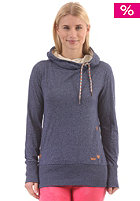 RAGWEAR Womens Yoda A Hooded Sweat midnight melange