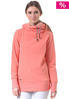 RAGWEAR Womens Yoda A Hooded Sweat salmon