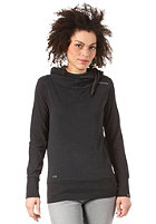 RAGWEAR Womens Yoda A Sweat black