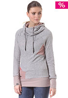RAGWEAR Womens Yoda C Hooded Sweat ash grey melange
