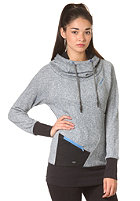 RAGWEAR Womens Yoda C Hooded Sweat blue melange