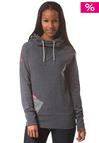 RAGWEAR Womens Yoda C Sweat blue melange