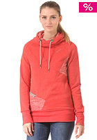 RAGWEAR Womens Yoda C Sweat red lava melange