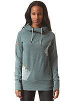 RAGWEAR Womens Yoda C Sweat teal green melange