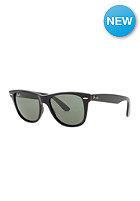 RAY BAN Wayfarer Icons Sunglasses 54mm black crystal grey gradient