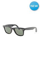 RAY BAN Wayfarer Icons Sunglasses 55mm black crystal grey gradient