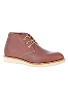 RED WING Chukka red