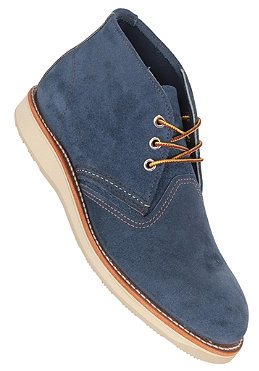 RED WING Classic Work Chukka blueberry muleskinner