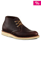Classic Work Chukka briar oil slick brown
