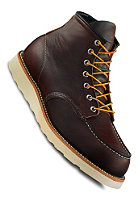 RED WING Classic Work Moc Toe briar oil slick