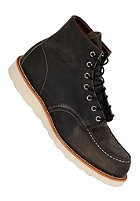 RED WING Classic Work Moc Toe charcoal rough & tough