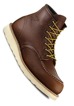 RED WING Classic Work Moc Toe oro-iginal brown