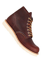 RED WING Classic Work Round Toe briar oil sick