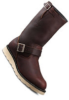 RED WING Engineer Boot briar oil slick brown
