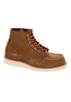 RED WING Heritage Work Moc Toe Boot olive mohave