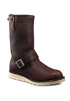 RED WING Womens Engineer Boot briar oil slick brown