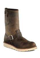 RED WING Womens Engineer Boot concrete rough & tough