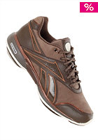 REEBOK Womens Easytone Reecommit charcoal brown/olympic green/antique copper