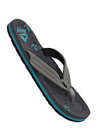 REEF Ahi Sandals black/grey/blue
