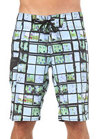 REEF Broken Glass Boardshorts light blue/blue